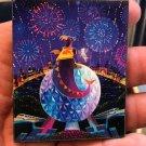 Disney WonderGround Gallery Figment Magnet by Joey Chou New