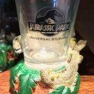 Universal Studios Exclusive Jurassic Park Stegosaurus Shot Glass New