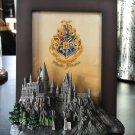 Universal Studios Harry Potter Hogwarts Castle Resin Photo Frame New