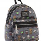 Disney Loungefly x Marvel Guardians Of The Galaxy Faux Leather Mini Backpack New