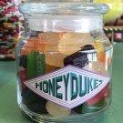 Universal Studios Wizarding World Harry Potter Honeydukes Wine Gums In Jar