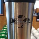 Universal Studios Travel Cup Mug Stainless / Plastic Twist Top New