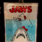 "Universal Studios Hello Kitty Jaws Poster Art Print 14"" X 11"" New"