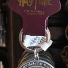 Universal Wizarding World of Harry Potter Department of Magical Keychain