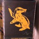 Universal Studios Wizarding World Harry Potter Hufflepuff Notepad Set New Sealed