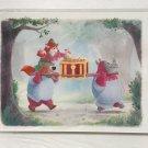 Disney WonderGround Robin Hood March of Mischief Postcard by Sydney Hanson New