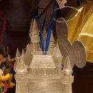 Disney Parks Sleeping Beauty Princess Aurora Light Up Castle Ornament New