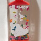 Six Flags Magic Mountain Looney Tunes Pussyfoot Plastic Snow Globe New