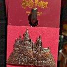 Universal Studios Wizarding World of Harry Potter Hogwarts Castle Metal Pin New
