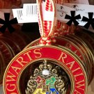 UNIVERSAL STUDIOS WIZARDING WORLD HARRY POTTER HOGWARTS SPINNING ORNAMENT