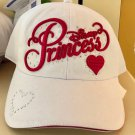 Disneyland Resort Disney Princess Adjustable Hat Cap New with Tag