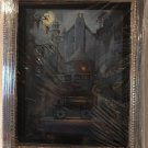 Disney Parks Haunted Mansion 4am Artist Proof 1/5 On Canvas By George Scribner