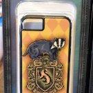Universal Studios Harry Potter Hufflepuff iPhone Case 6/7/8 New
