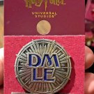 Universal Studios Harry Potter Dept. Of Magical Law Enforcement Trading Pin New