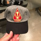 DISNEY PARKS GUARDIANS OF THE GALAXY MISSION BREAKOUT TIVAN HAT CAP NEW