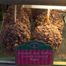 Universal Studios Harry Potter Honeydukes Caramel & Toffee Crunch Covered Apple