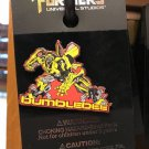 Universal Studios Exclusive Transformers Bumblebee Pose Metal Trading Pin New