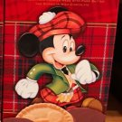 Disney Parks Mickey Walkers Chocolate Dipped Shortbread Cookies 4.2oz (119g) New
