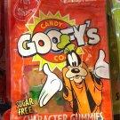 Disney Parks Goofy's Candy Company Sugar Free Character Gummies Bag 4.5oz(128g)