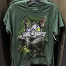 Universal Studios Jurassic World Fallen Kingdom Raptor World Mens Shirt Medium