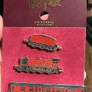 Universal Studios Wizarding World of Harry Potter Hogwarts Express Train Pin New