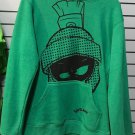 Six Flags Magic Mountain Looney Tunes Marvin The Martian Hoodie Sweater X-Large