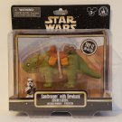 Disney Parks Exclusive Star Wars Sandtrooper & Dewback Motorized Figure New