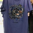 Six Flags Magic Mountain DC Comics Cyborg Mens Shirt XX-Large New