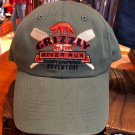 Disney Parks DCA Grizzly River Run Adjustable Hat Cap New
