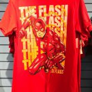 Six Flags Magic Mountain DC Comics The Flash The Flash Mens Shirt Small New