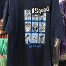 Six Flags Magic Mountain Looney Tunes #Squad Mens Shirt X-Large New