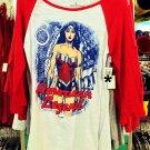 Six Flags Magic Mountain Dc Comics American Legend Wonder Woman Shirt Medium New