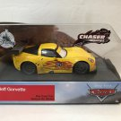 Disney Store Exclusive Cars Jeff Gorvette Die Cast Car Chaser Series New in Box