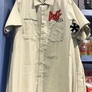 Universal Studios The Simpson Quality Control Duff Beer Work Shirt XX-Large New