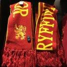 Universal Studios Wizarding World Harry Potter Gryffindor Reversible Scarf New