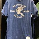 Universal Studios Wizarding World Harry Potter Ravenclaw Quidditch Capt. X-Large