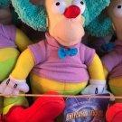 "Universal Studios Exclusive The Simpson Krusty The Clown 9"" Plush New"