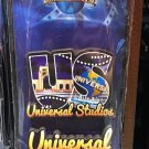 Universal Studios Exclusive Wood Magnet Set New