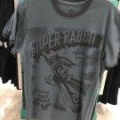 Six Flags Magic Mountain Looney Tunes Bugs Bunny Super Rabbit Shirt Large New