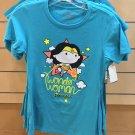 Six Flags Magic Mountain DC Wonder Woman Adult T-Shirt Size Medium New