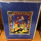 Disney Parks Exclusive Sleeping Beauty Characters Deluxe Print by Kenny Yamada