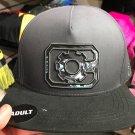 Six Flags Magic Mountain Dc Comics Cyborg Adult Snapback Hat Cap New
