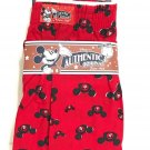 Disney Parks Mickey Mouse Ear Hat Boxer Shorts Men's Size XX-Large New
