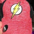 Six Flags Magic Mountain Dc Comics The Flash Dad Hat Cap New