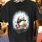 Universal Studios Kung Fu Panda The Emperor's Quest Adult Mens Shirt Small New