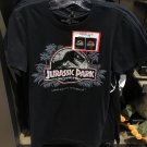 Universal Studios Exclusive Jurassic Park Color Changing Shirt Small New