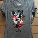 Six Flags Magic Mountain Harley Quinn Woman's Shirt Size Medium New