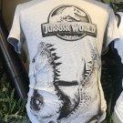 Universal Studios Jurassic World Fallen Kingdom Mens White Shirt X-Large New