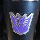 Universal Studios Transformers Decepticons Stainless Steel Travel Tumbler