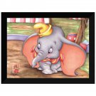Disney Parks Dumbo At The Circus Giclee on Canvas by St. Laurent New